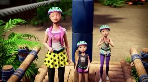 Барби и её сестры