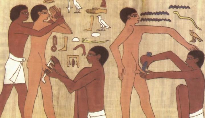 Порно сексуальные обряды древности