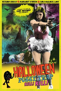 Хэллоуин: Смертельная ловушка. Киски будут наказаны!