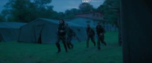 Ури: Нападение на базу