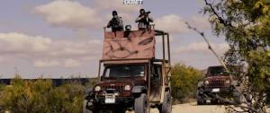 Техасские зомбовойны: Эль-Пасо