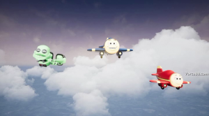 Умные самолетики