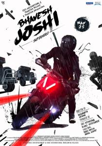 Бхавеш Джоши, супергерой