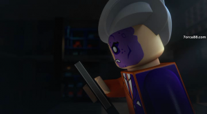 LEGO DC: Бэтмен - дела семейные