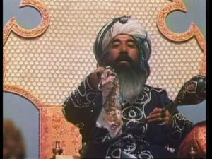 И еще одна ночь Шахерезады, Новые сказки Шахерезады, Последняя ночь Шахерезады