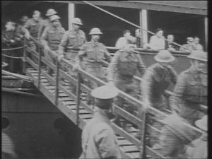 Вторая мировая война – день за днём