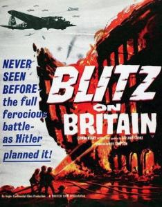 Блиц по Британии